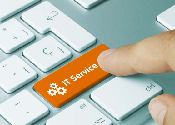 IT Service & Maintenance Company
